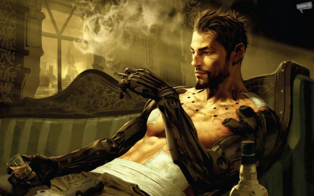 Deus Ex Human Evolution Wallpaper Screenshot