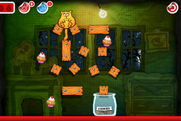 Cat on a Diet review screen ios iPad iPhone