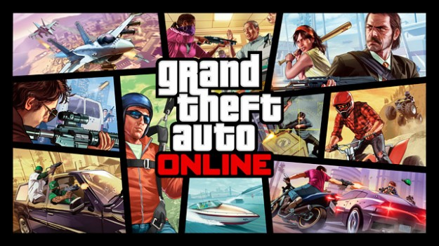 GTA Online Grand Theft Auto 1