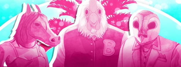 Hotline Miami 2 Wrong Number Masks