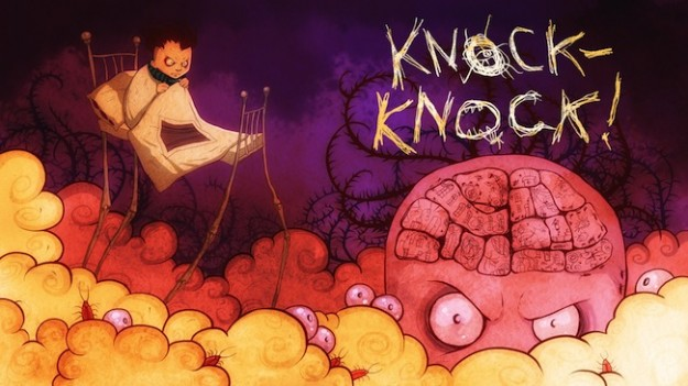 Knock Knock Steam Pc Horror Game Review