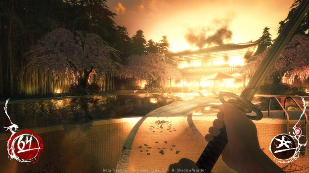 Shadow Warrior 2013 Steam Pc Review Screen