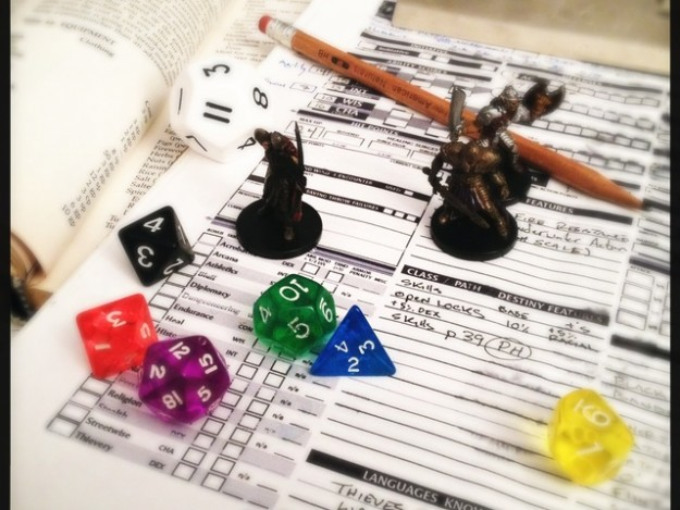 Dungeons and Dragons 3