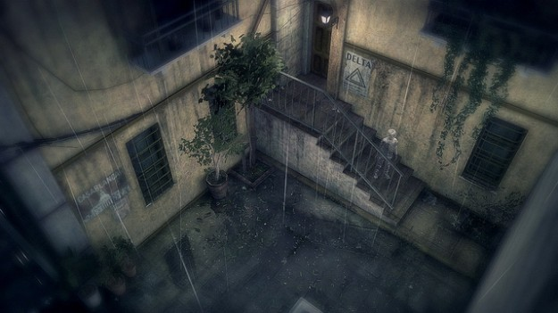 Rain Screenshot Playstation 3 PSN Vita Game Review 3
