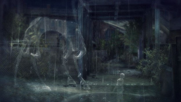 Rain Screenshot Playstation 3 PSN Vita Game Review 5