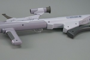 Snes Super scope Picutre Plastic Bazooka Nintendo Rocket Launcher