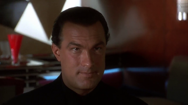 Under Siege 2 Steven Segal