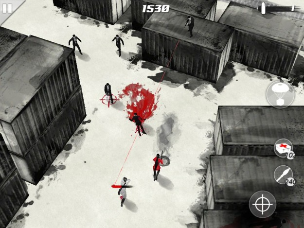 Bloodstroke A John Woo Game Review Screenshot 3