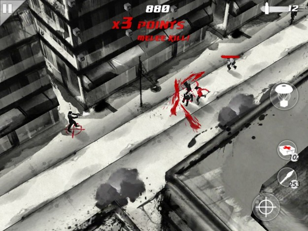 Bloodstroke A John Woo Game Review Screenshot