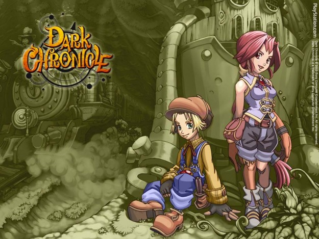 Dark Chronicle PS2 2