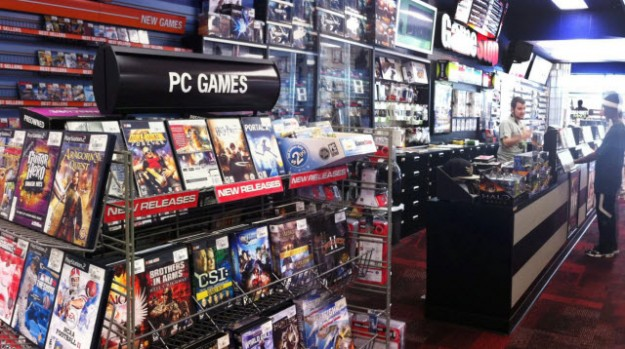 PC Games Shelf