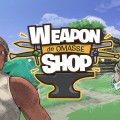 Weapon Shop De Omasse art logo Review Game Play Screen Shot