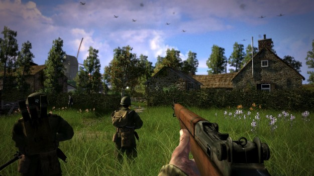 Brothers In Arms Hells Highway Screenshot