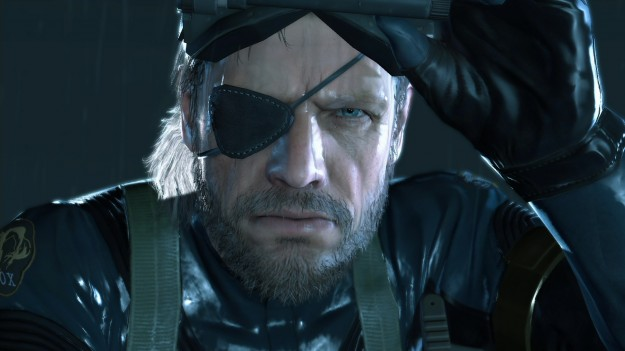 Metal Gear Solid V Ground Zeroes Screenshot Snake