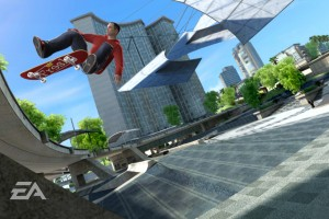 Skate 3 Screenshot High Def Wallpaper