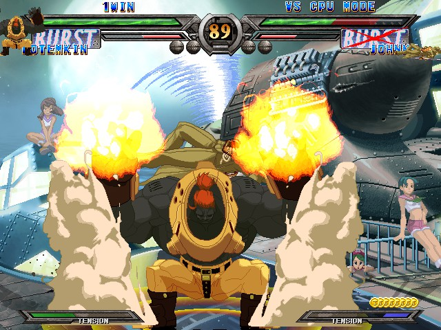 Guilty Gear X2 Reload PC Steam 1