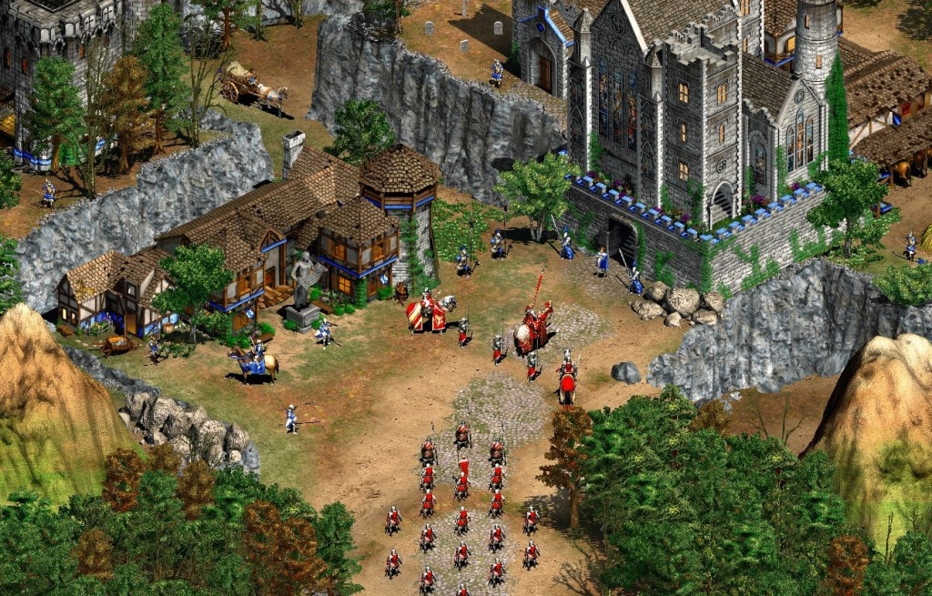 Age of Empires 2 HD Edition Steam LAN
