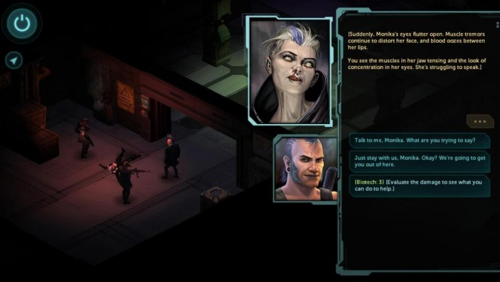 Shadowrun Dragonfall iOS Review PC Steam Android 2