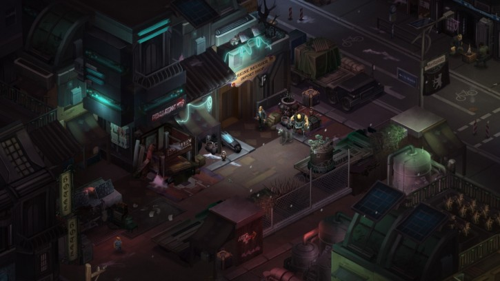 Shadowrun Dragonfall iOS Review PC Steam Android 3