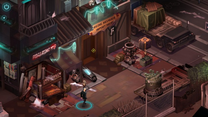 Shadowrun Dragonfall iOS Review PC Steam Android 4
