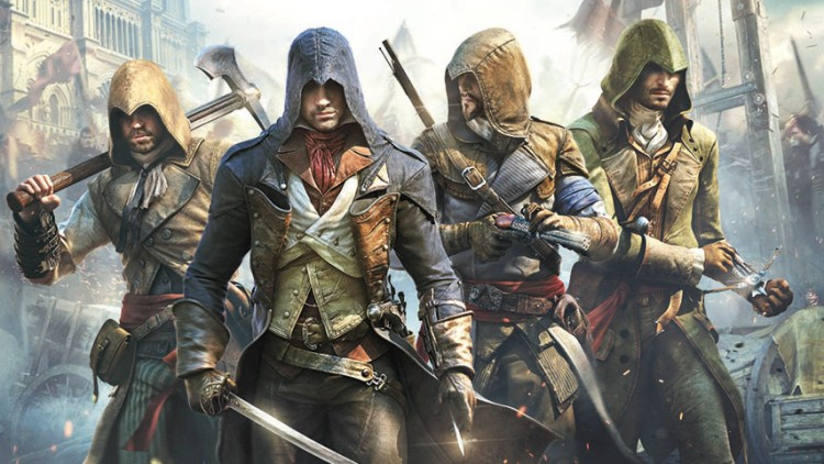 Assassin's Creed Coop Brotherhood Multiplayer