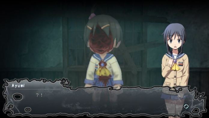Corpse Party Blood Drive Playstation Vita Review 2