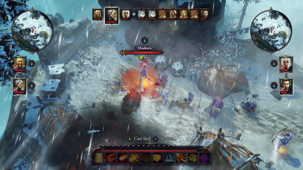 Divinity Original Sin Enhanced Edition Xbox One Playstation 4 PS4 Review Banner Screenshot 3