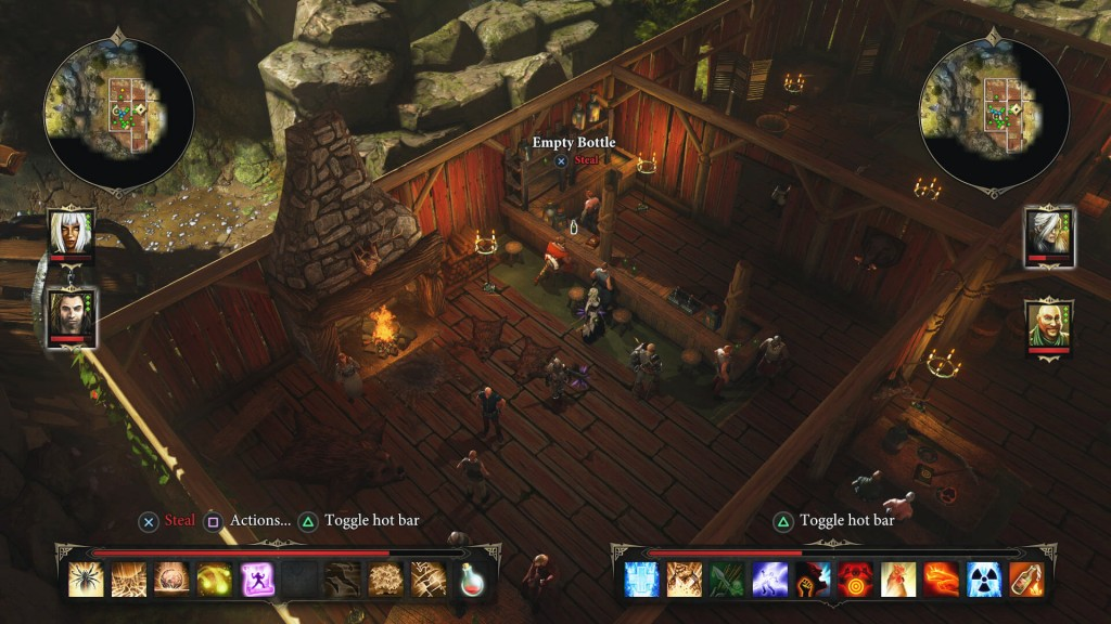 Divinity Original Sin Enhanced Edition Xbox One Playstation 4 PS4 Review Banner Screenshot 5