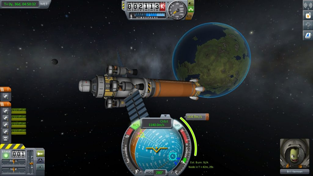Kerbal Space Program PS4 Review 3