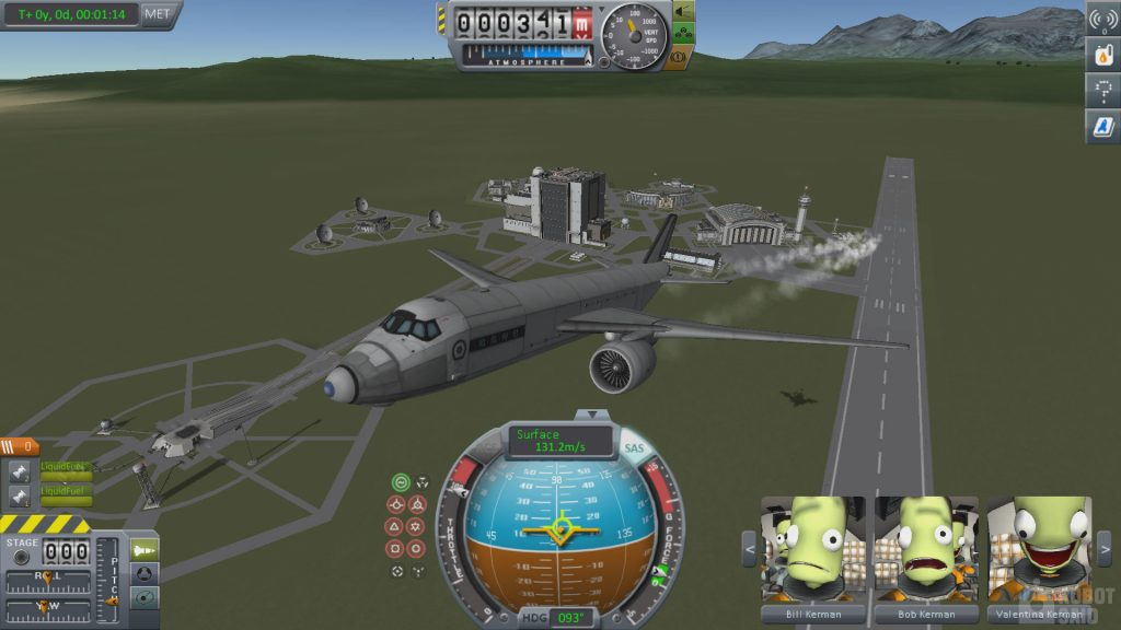 Kerbal Space Program PS4 Review 4