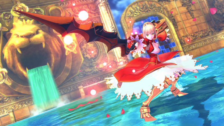 Fate Extella The Umbral Star PS4 1