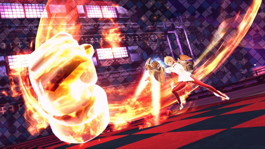 Fate Extella The Umbral Star PS4 3